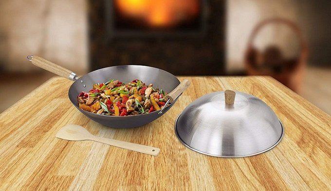Best Carbon Steel Wok