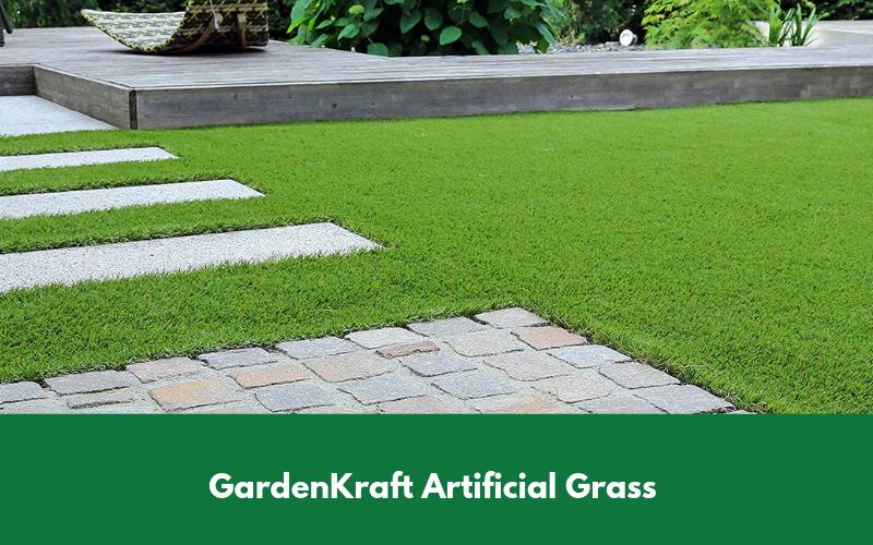 GardenKraft Artificial Grass
