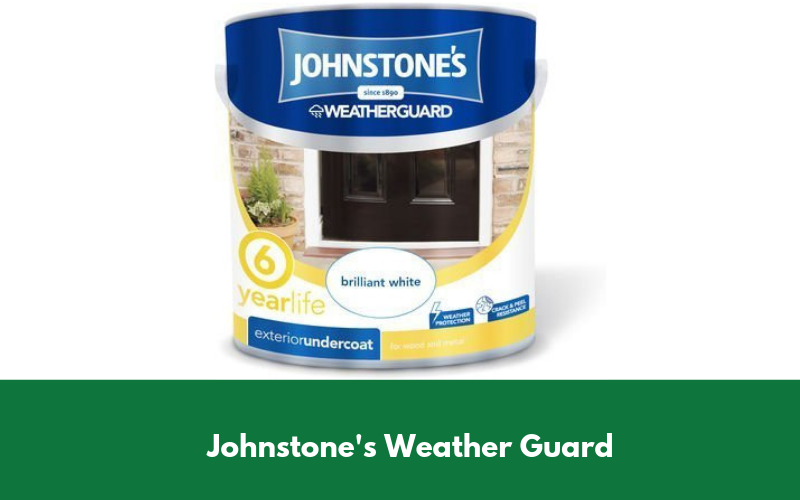 Johnstone's Weather Guard