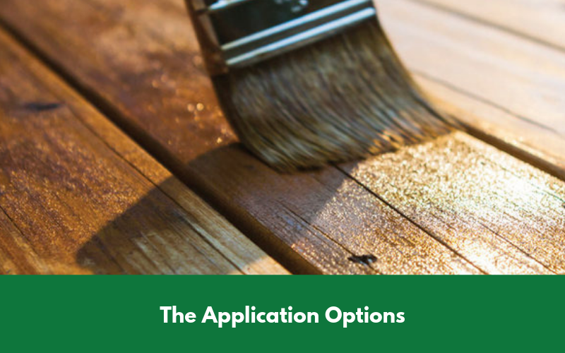 The Application Options
