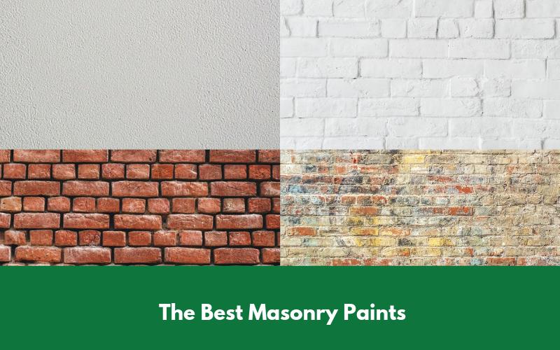The Best Masonry Paints