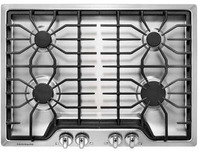 Frigidaire FFGC3026SS 30-Inch Gas Cooktop