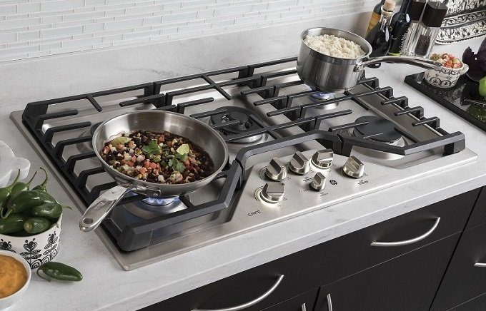 How to Clean your Gas Cooktop