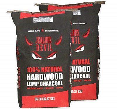 Jealous Devil All-Natural Hardwood Lump Charcoal