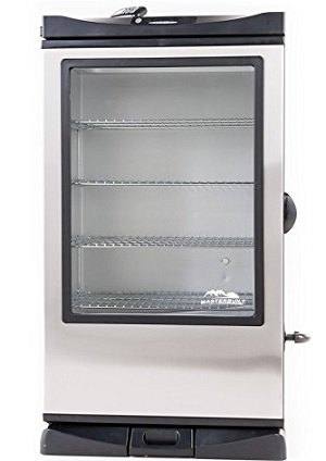 Masterbuilt 20075315 40-Inch Electric Smoker with Remote