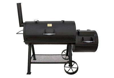 Oklahoma Joe's Longhorn Charcoal Offset Smoker