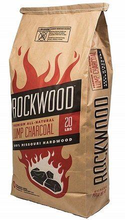 Rockwood Lump Charcoal