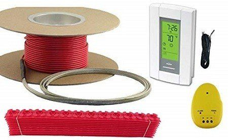 Warming Systems 50 Sq.ft Cable