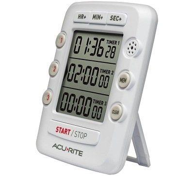 AcuRite 00482 Digital Kitchen Timer