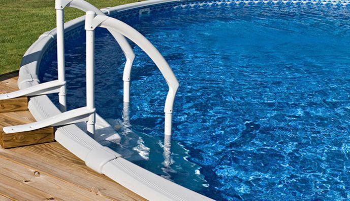 Best Above-Ground Pool Ladder