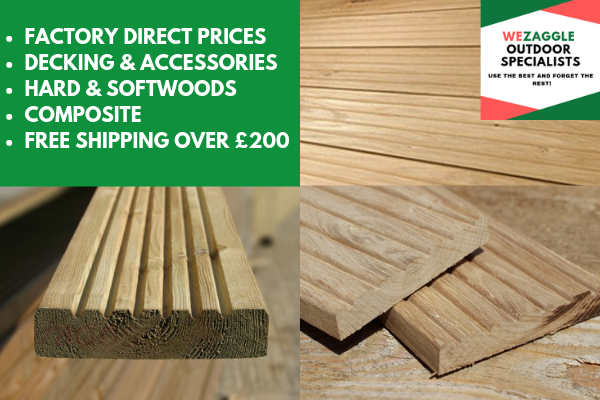 Factory Direct Decking