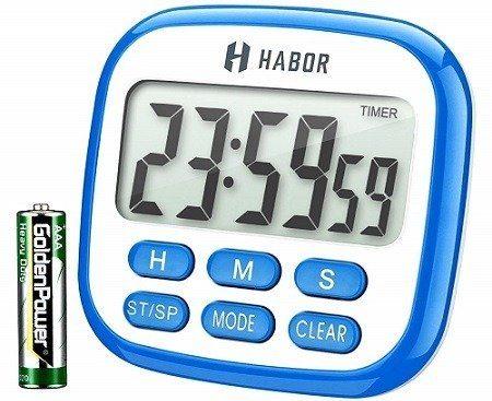 Habor Digital Kitchen Timer