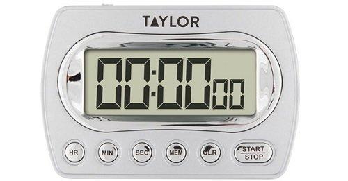 Taylor 584721 Digital Kitchen Timer
