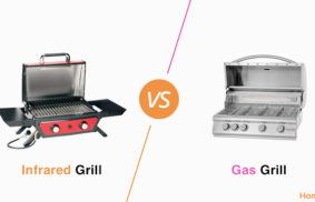 Infrared vs. Gas Grill