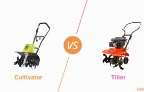Cultivator vs. Tiller