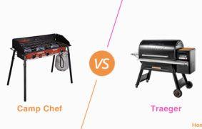 Camp Chef vs. Traeger