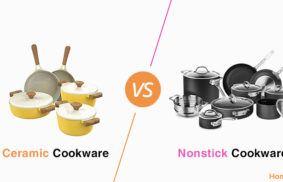 Ceramic vs. Nonstick