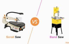 Scroll Saw vs. Band Saw