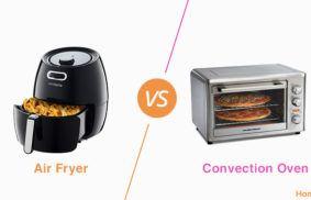 Air Fryer vs. Convection Oven