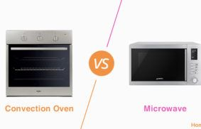 Convection Oven vs. Microwave