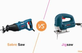Sabre Saw vs. Jigsaw