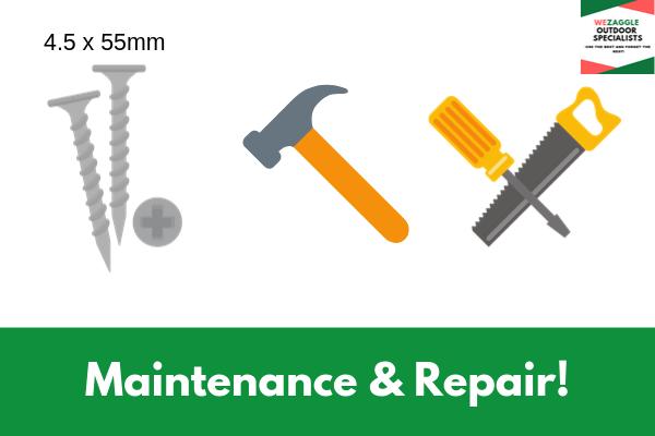 Maintenance & Repair!