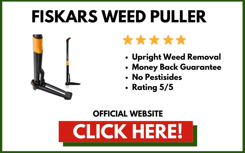 Official Fiskars Weed Puller