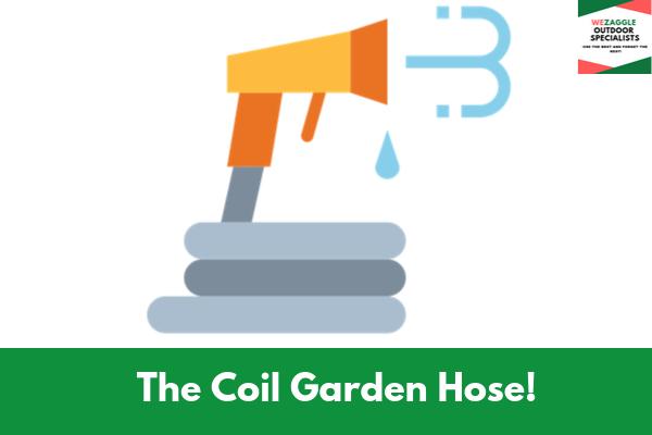 The Coil Garden Hose!