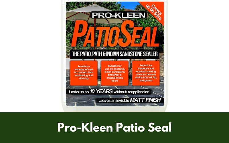Pro-Kleen Patio Seal