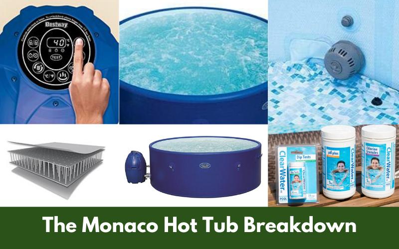 The Monaco Hot Tub Breakdown