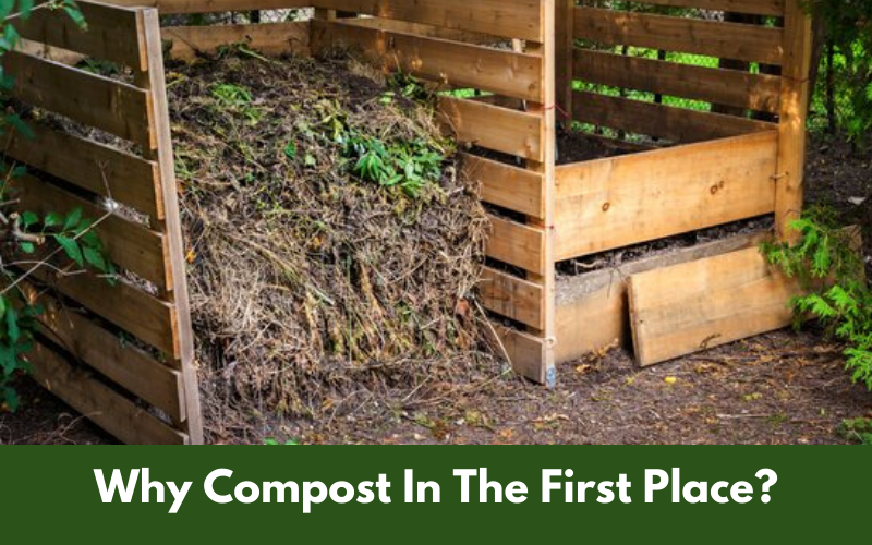 Why Compost In The First Place?