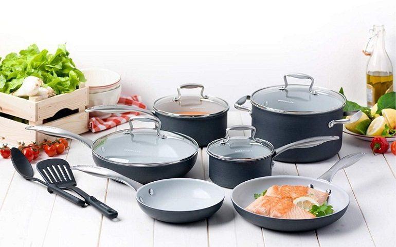 Cons of Ceramic Cookware