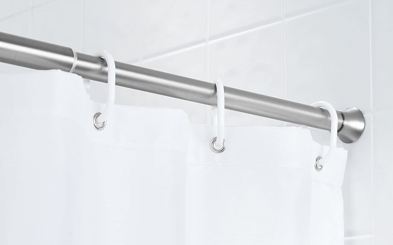 How to Install a Tension Shower Rod