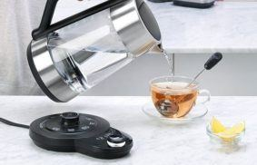 Safest Electric Kettle Without Plastic