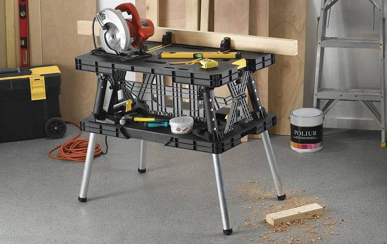 How to Buy the Best Portable Workbench