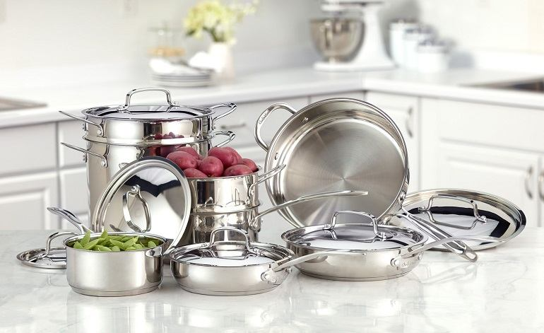 Is Stainless-Steel Cookware Safe