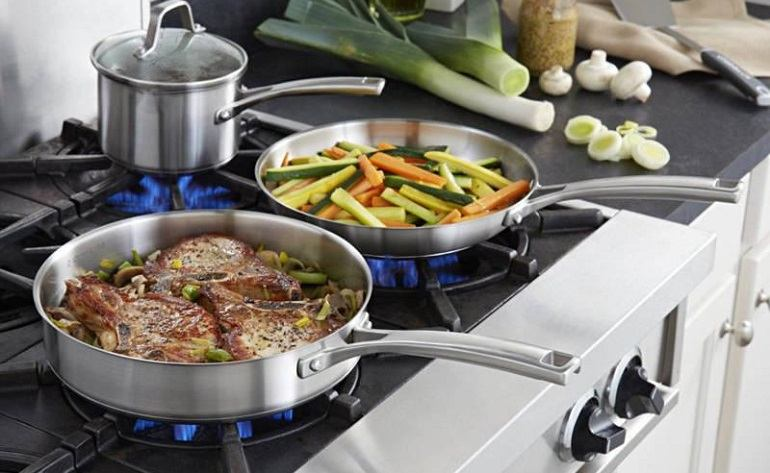 Type of Food-Grade Stainless-Steel