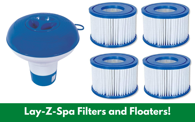 Lay-Z-Spa Filters and Floaters!
