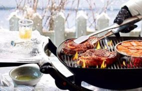 Tips For Smoking Meat In Cold Weather