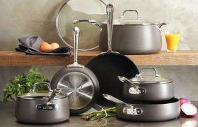 Best Hard Anodized Cookware Set