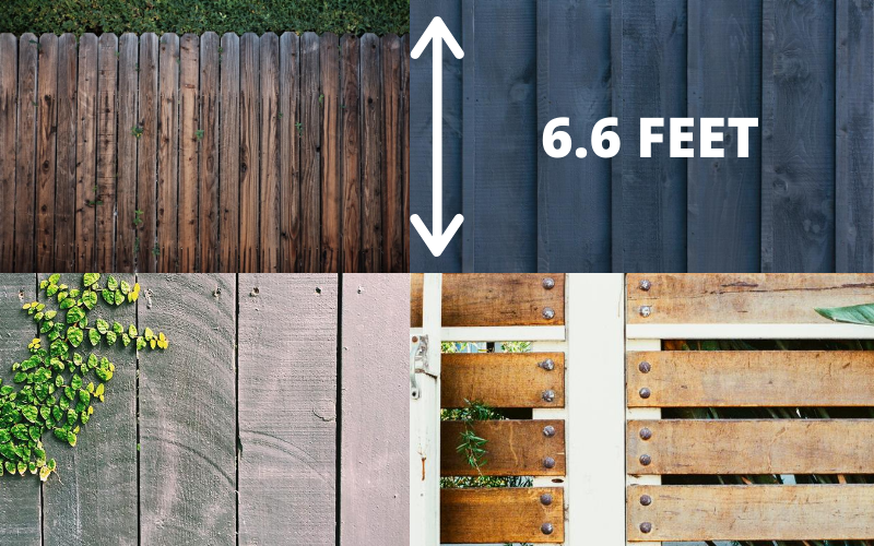 Wall & Fence height UK