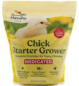 Manna Pro Chick Starter