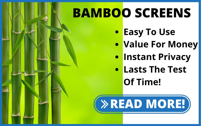 Bamboo Screens - Best Sellers