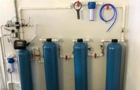 Home Water Filtration System Cost
