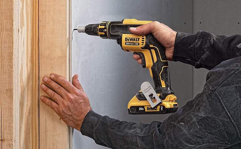 How To Use a Drywall Screw Gun