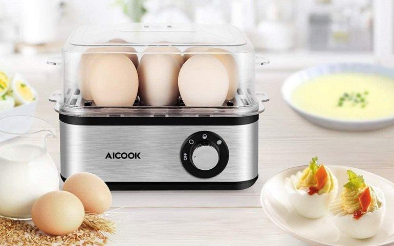 How to Buy the Best Egg Cookers