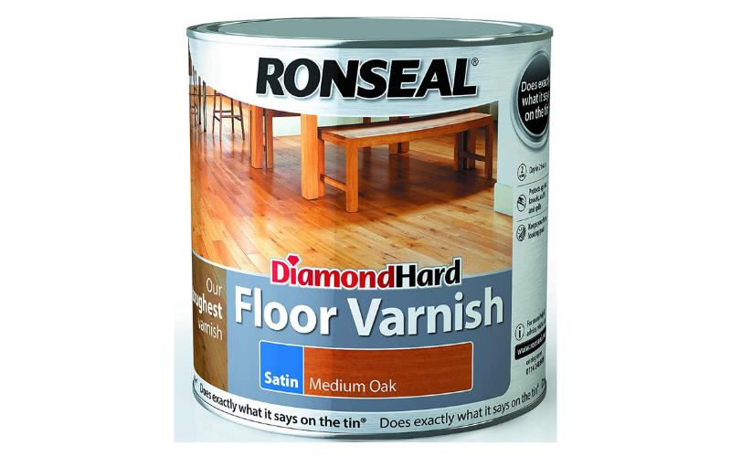 Ronseal Diamond Hard Varnish