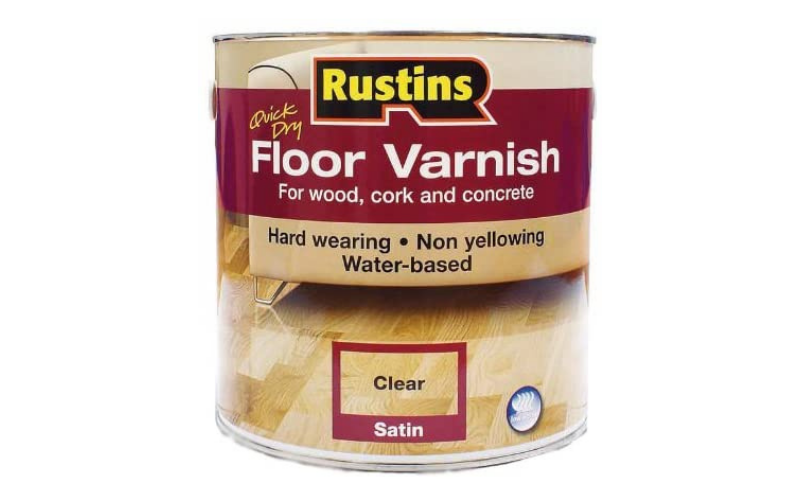 Rustins Floor Varnish