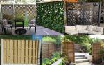Various Garden Screening Ideas