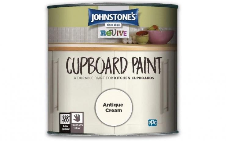 Johnstones Kitchen Cupboard Paint